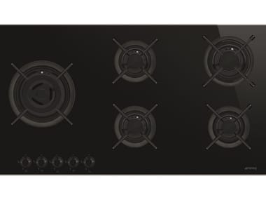 Gas glass ceramic hob PV695LCNX