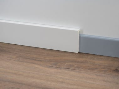 PVC Skirting board PVC LINE 8614