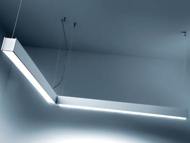 LED pendant lamp QUAD   Pendant lamp