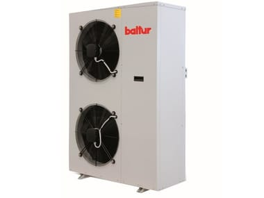 Bomba de calor ar/água QUADRA 2.0 M MAX