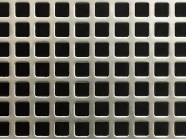 Lamiera/coil con fori quadrati FORI QUADRI