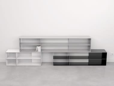 Metal TV Cabinet QUATTRO   TV Cabinet