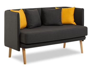 2 seater fabric sofa RAAHE