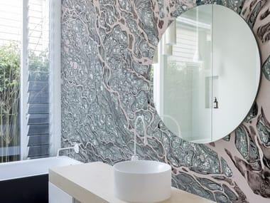 Bathroom wallpaper RACINE
