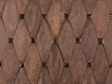 Terracotta wall/floor tiles RADICAL CHIC