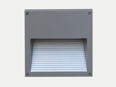 LED recessed aluminium ceiling lamp RADO