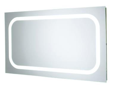 Rectangular bathroom mirror RAFAL