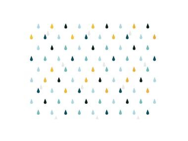 Motif wallpaper RAIN