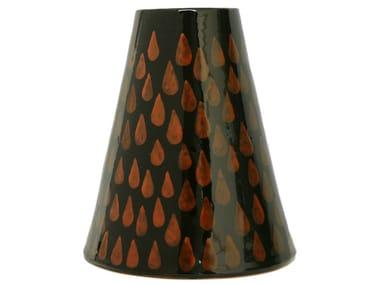 Ceramic vase RAIN V