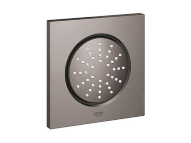 Built-in adjustable side shower with anti-lime system RAINSHOWER® F 27251_ | Side shower