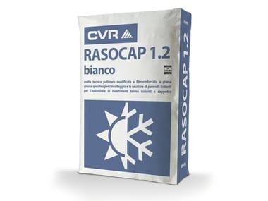 Collante e rasante a grana grossa per pannelli isolanti RASOCAP 1.2