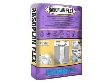 Rasante grana media a media flessibilità RASOPLAN FLEX