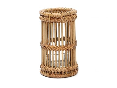 Rattan candle holder RATTAN M
