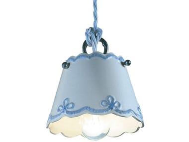 Lampada a sospensione in ceramica RAVENNA | Lampada a sospensione a luce diretta