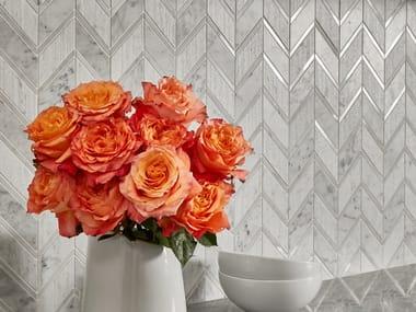 Marble mosaic RAY