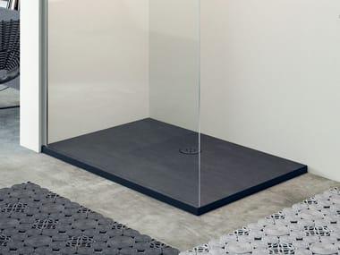 Rectangular shower tray RAZOR | Rectangular shower tray
