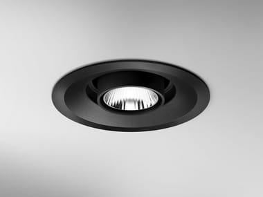 LED adjustable recessed aluminium spotlight ILIOS I