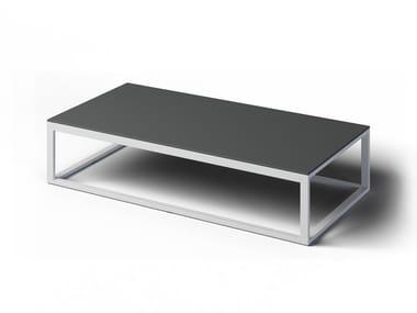 Tavolino da giardino rettangolare FORMAL | Tavolino rettangolare