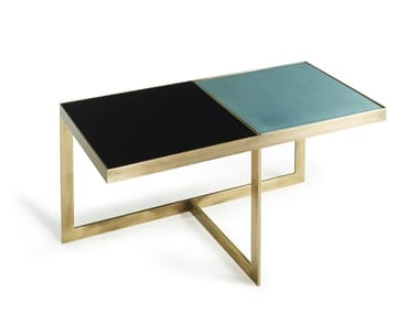 Low Rectangular Coffee Table CAROUSEL | Rectangular Coffee Table