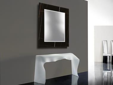 Specchio rettangolare con cornice ELISA | Specchio rettangolare
