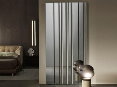 Miroir rectangulaire mural BARCODE | Miroir rectangulaire