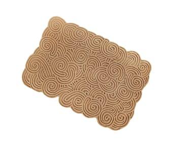 Tapete retangular de lã KARESANSUI | Tapete