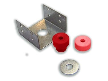 Frame and accessory for suspended ceiling REDFIX