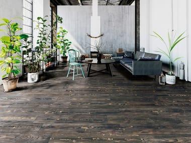 Pavimento in gres porcellanato effetto legno REDWOOD BLUE