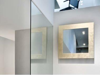 Wall-mounted aluminium decorative radiator REFLEX