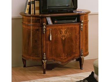 Low TV cabinet with doors REGGENZA   TV cabinet