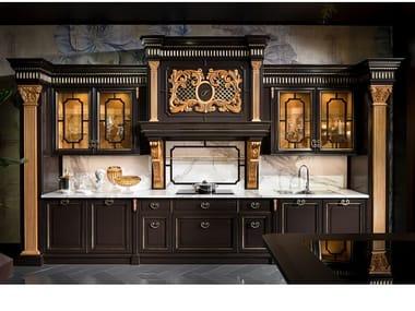 Classic style kitchen REGINA