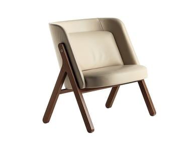 Upholstered easy chair REN | Easy chair