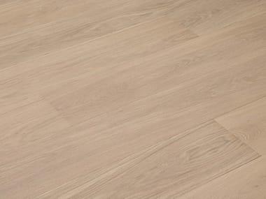 Brushed oak parquet RESPIRO