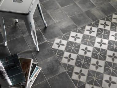 Porcelain stoneware wall/floor tiles RETRÒ