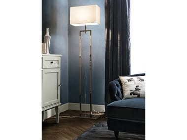 Fabric floor lamp for bathroom REVIVAL | Floor lamp