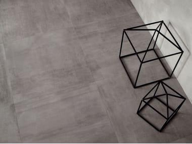 Pavimento/rivestimento in gres porcellanato effetto pietra REVSTONE DARK