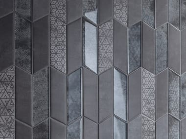 Glass mosaic RHOMBOID