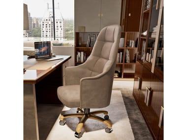 High-back executive chair with 5-spoke base RICHMOND UPON THAMES | Executive chair