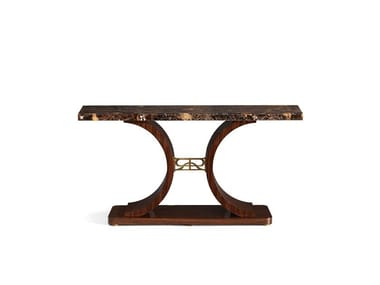 Rectangular marble console table RICHMOND | Marble console table