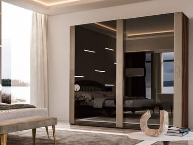 Wardrobe with sliding doors RICHMOND | Wardrobe