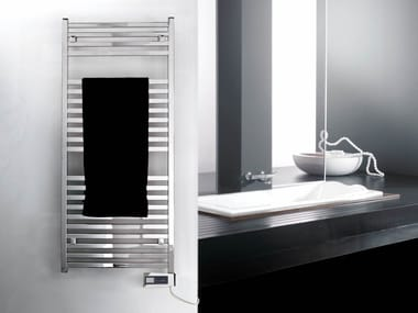 Electric steel towel warmer RIGHT ELECTRIC PLUS