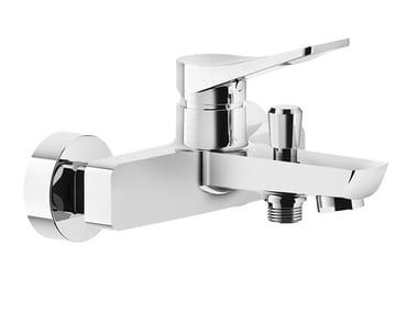 Mitigeur de baignoire 2 trous en laiton avec déviateur RILIEVO | Mitigeur de baignoire avec déviateur
