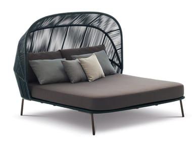 Die cast aluminium garden bed RILLY