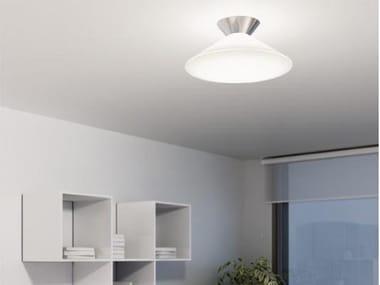 LED aluminium ceiling light RIMBO 6291