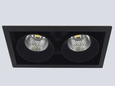 Faretto a LED multiplo da incasso RINGO BOX 2.2