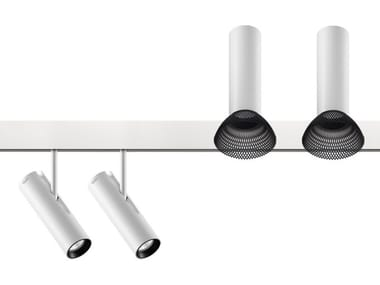 LED die cast aluminium track-Light ROBIN