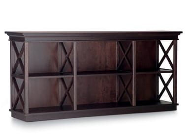 Wooden bookcase RODRIGO
