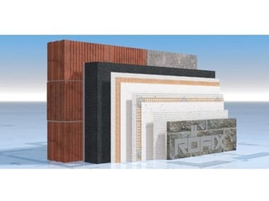 Natural stone facade element RÖFIX StoneEtics® 103 Natural stone
