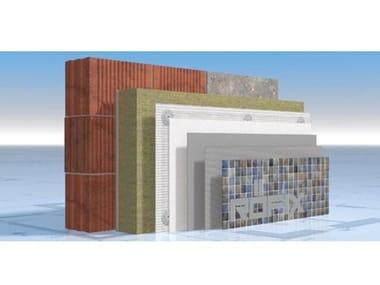Pannello per facciata RÖFIX StoneEtics® 50 Mosaico