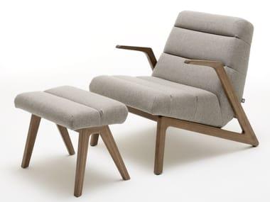 sessel mit hoher r ckenlehne archiproducts. Black Bedroom Furniture Sets. Home Design Ideas